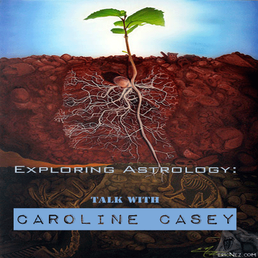 a talk with Caroline Casey