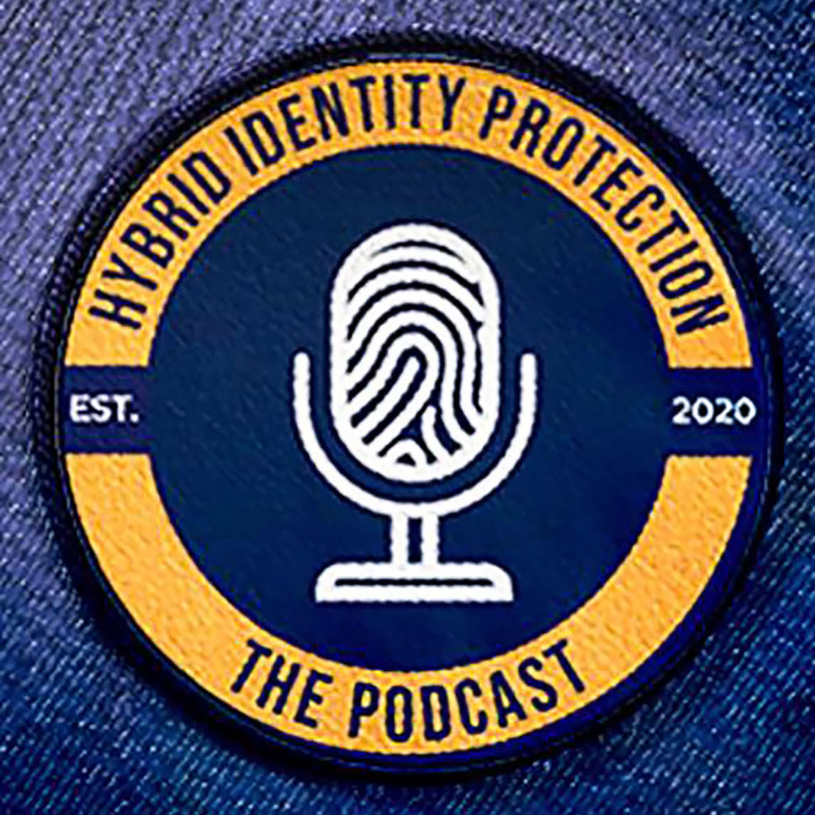 Hybrid Identity Protection Podcast show art