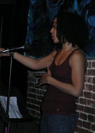 Nicole Homer - Wayne's Poem