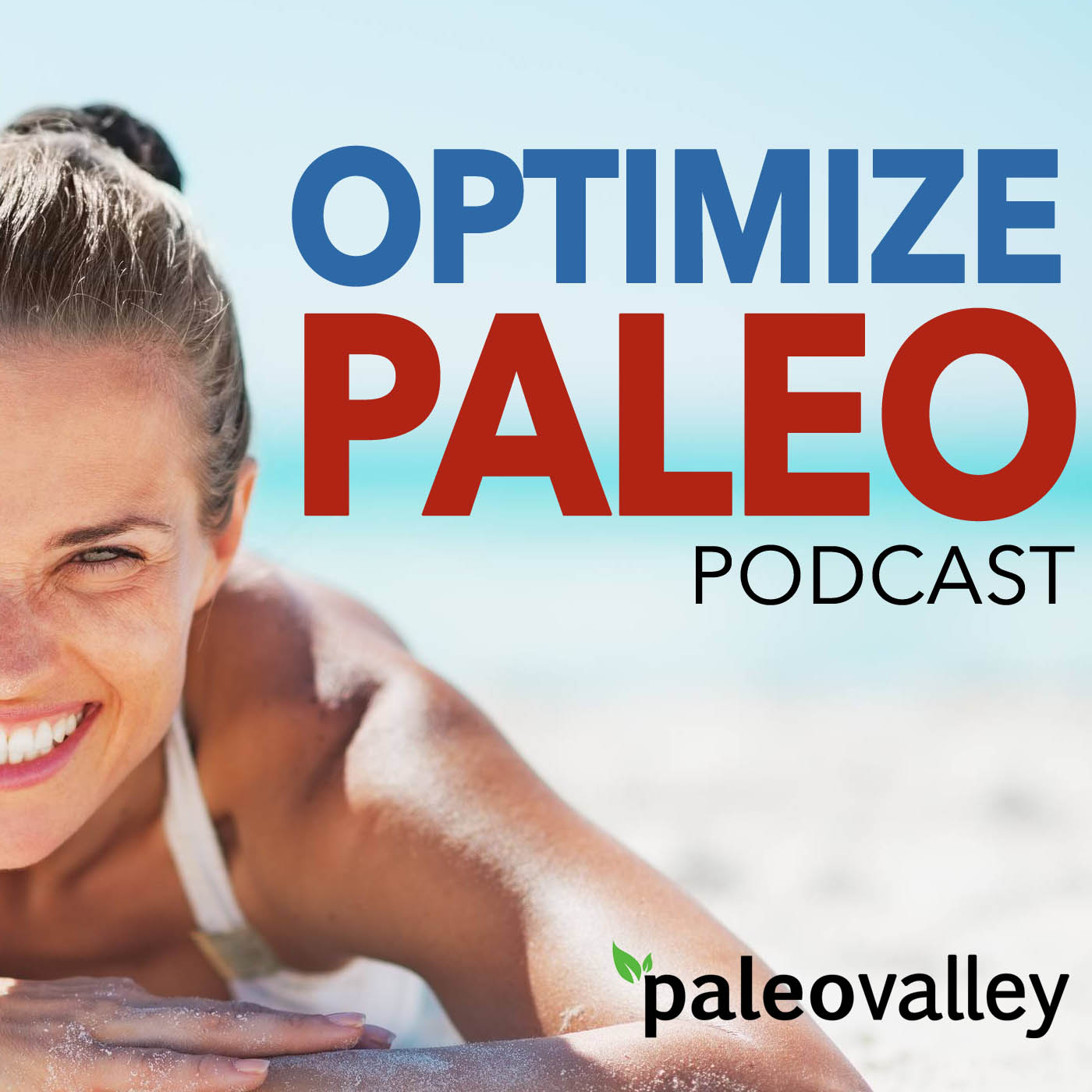 Optimize Paleo by Paleovalley show art