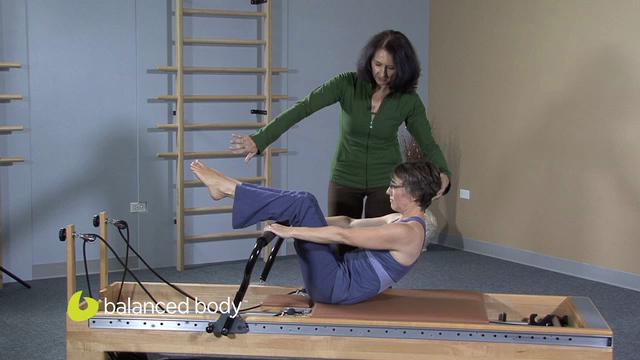 Artwork for Pilates for Instructors : E53 : Teaser with Variations