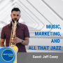 Artwork for Music,Marketing, and All That Jazz