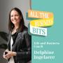 Artwork for Delphine Ingelaere on life coaching