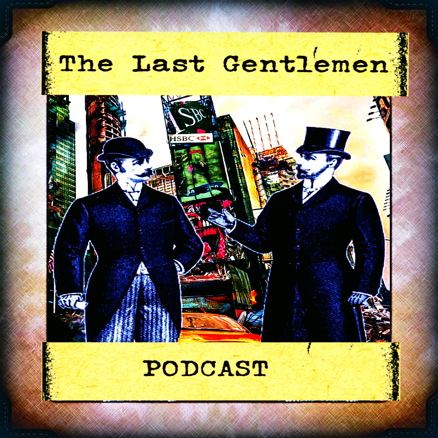 #169  Grab 'em By The Podcast!