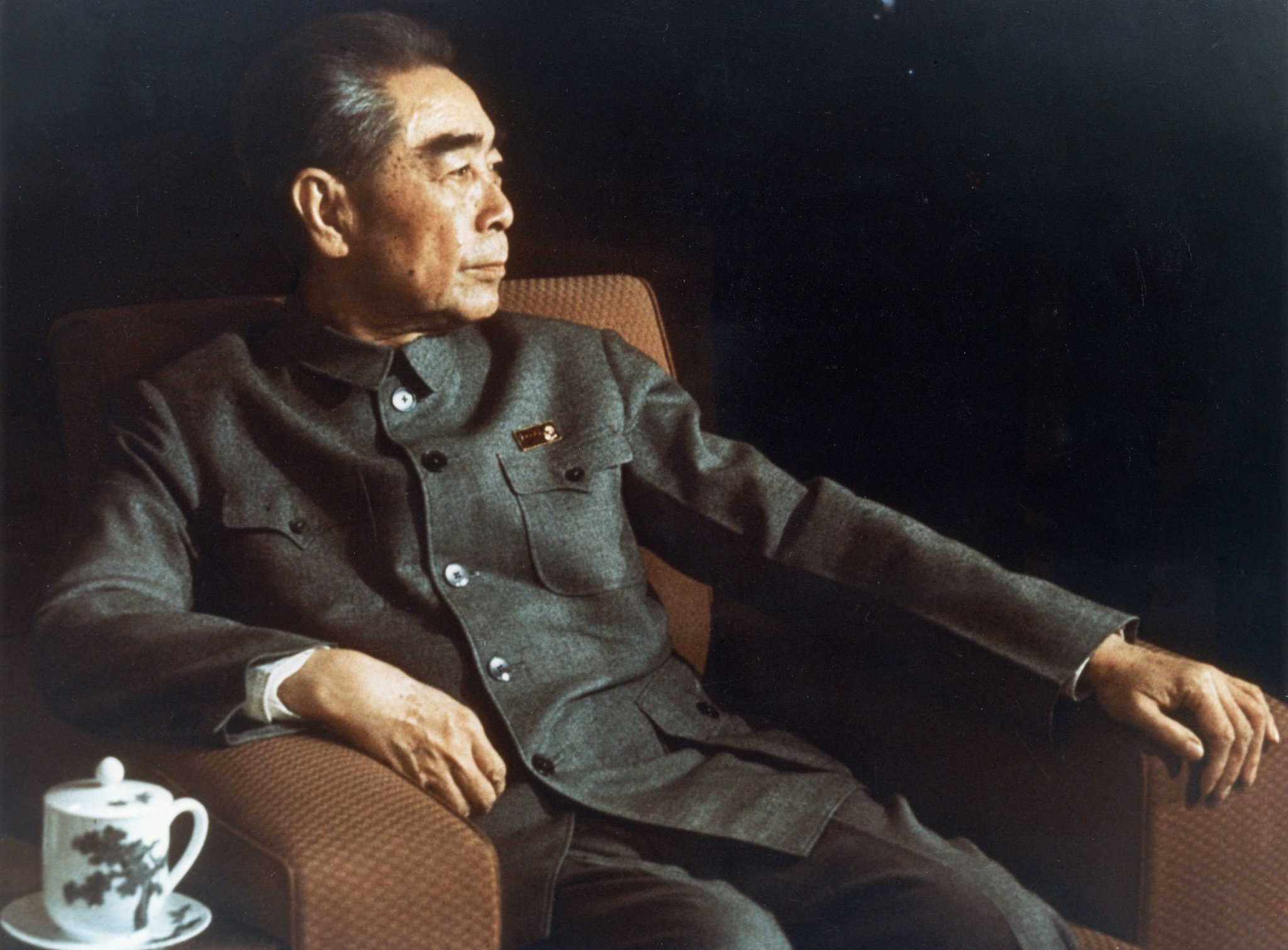 CHP-168-Zhou Enlai Part 8