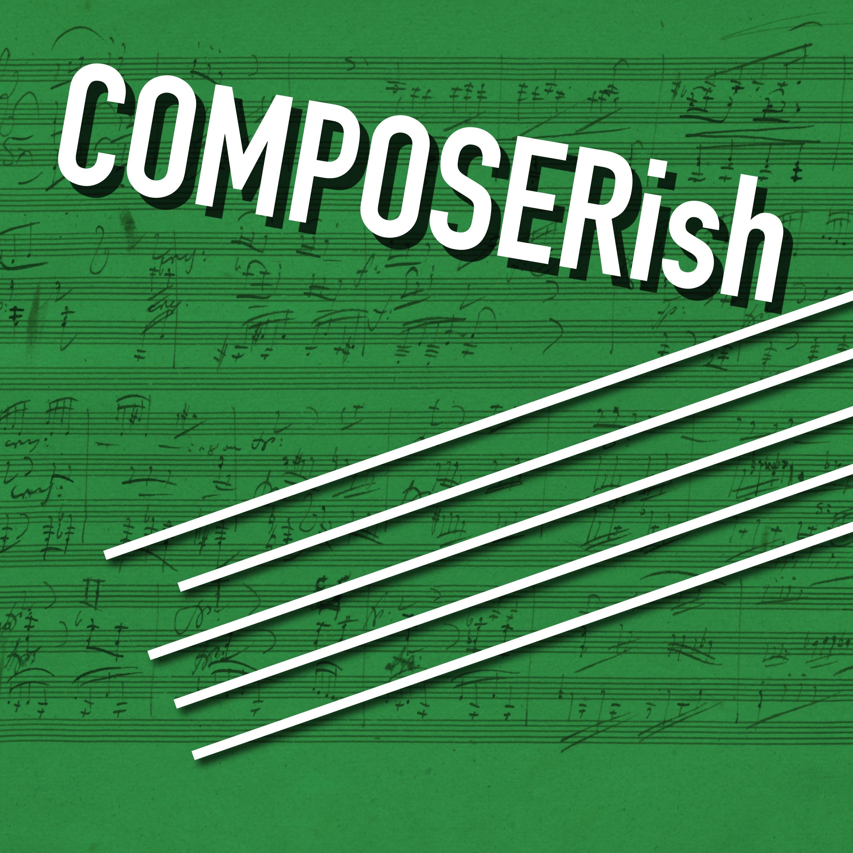Composerish show art