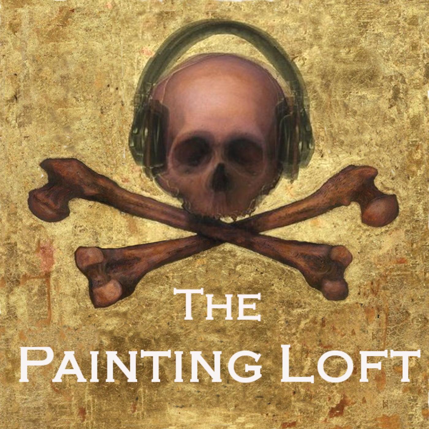 PaintingLoft Podcast show art