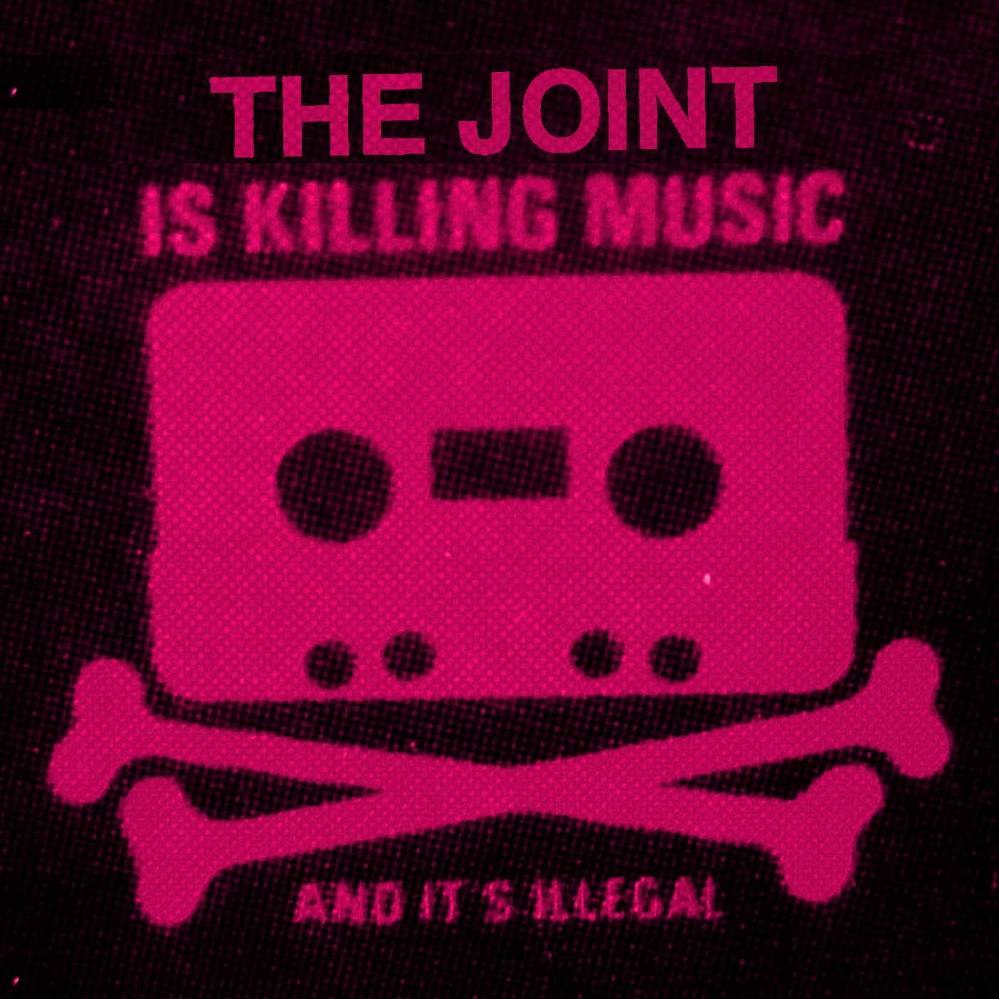 Artwork for The Joint Radio Show - 24th Apr 2010 - Second Hour - 1pm-2pm - m4a/aac