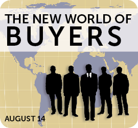 Artwork for Tech M&A Monthly - New World of Buyers Part 5