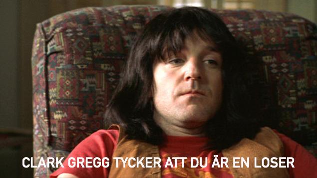 S02E11 – Clark Gregg tycker att du är en loser
