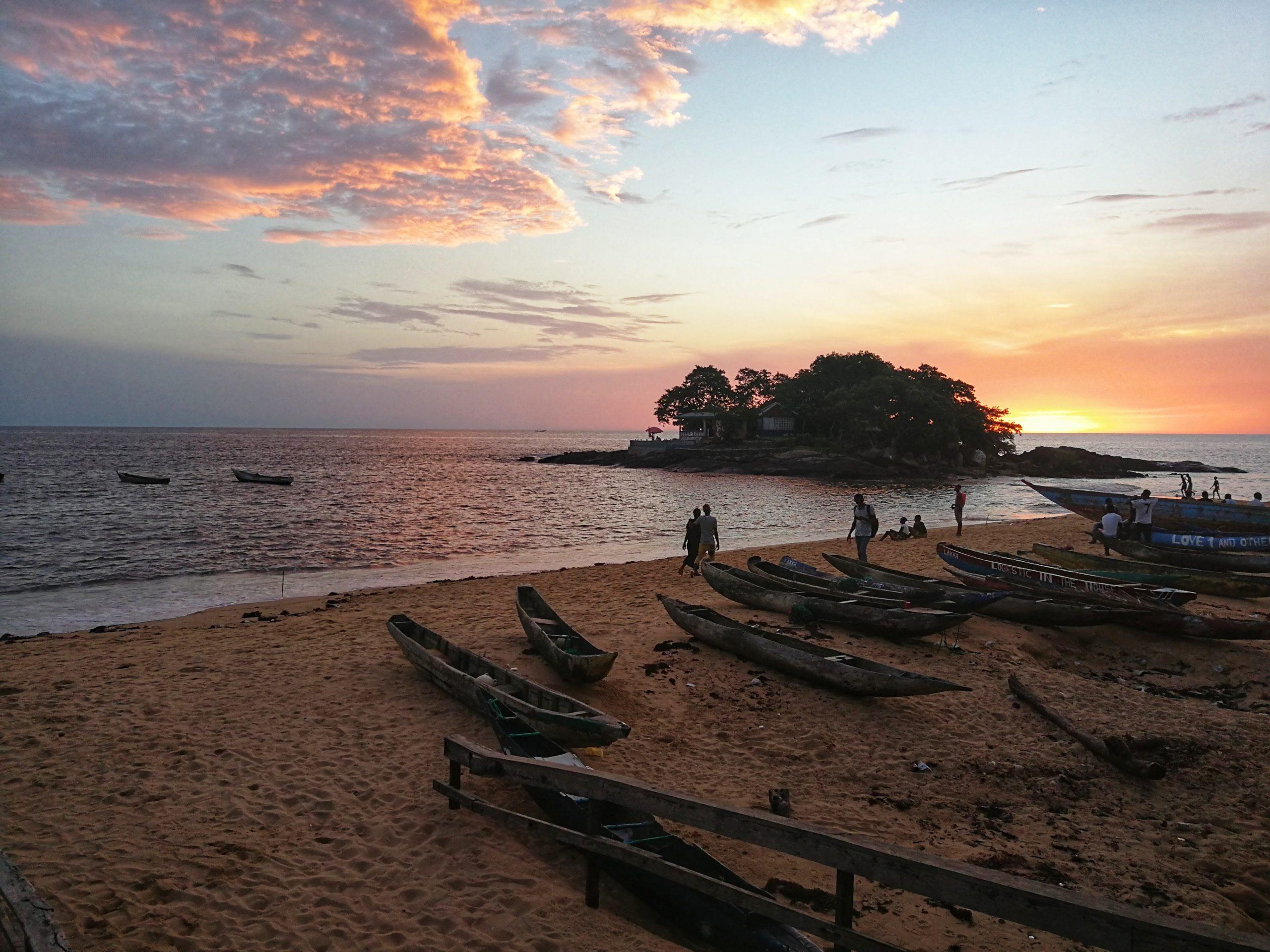 Sierra Leone, 1961: Naissance d'une Nation