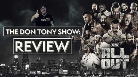 AEW All Out 2021 PPV Review 09/05/2021 show art