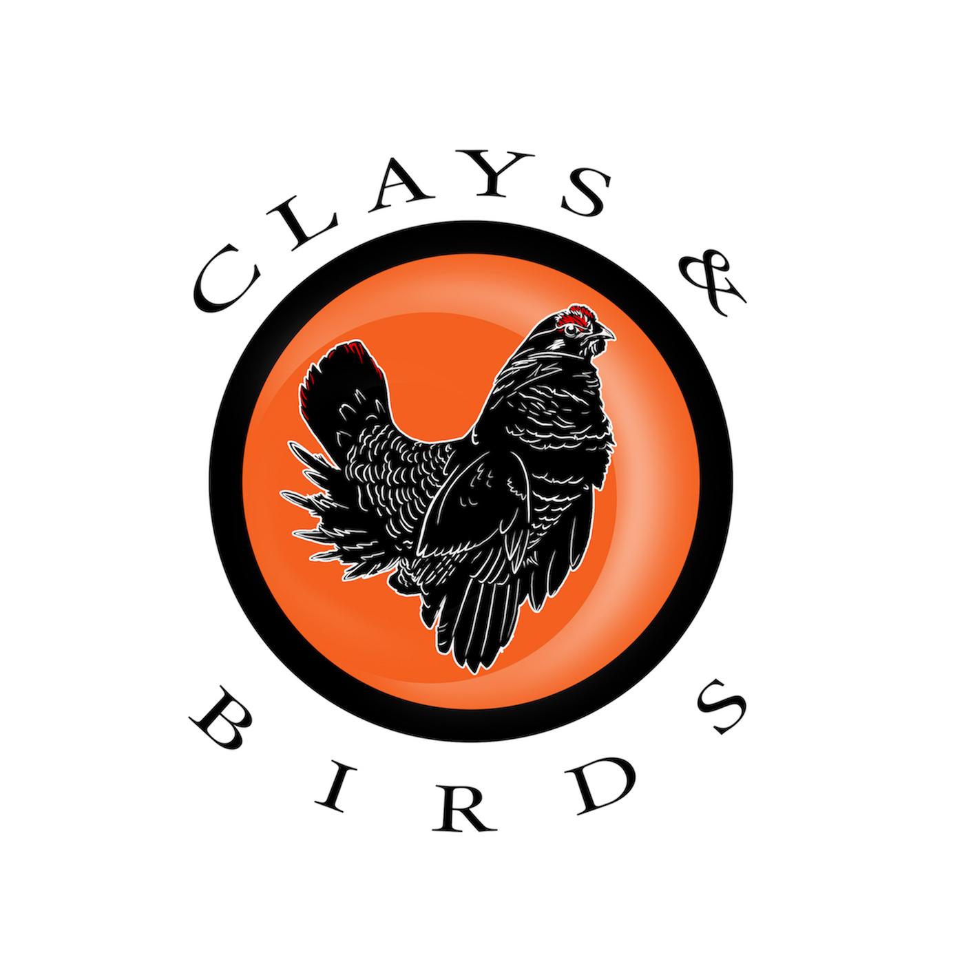 Clays and Birds logo