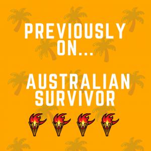 Previously on... Australian Survivor