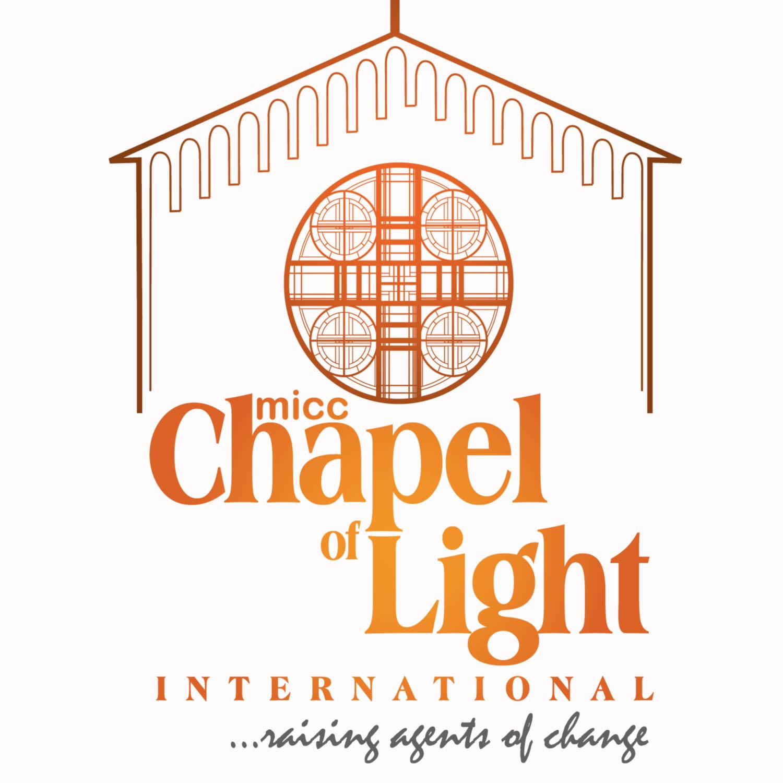 Chapel of Light podcast show art