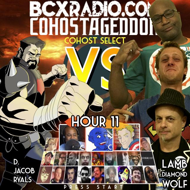 BCXradio 6.01.11 - COHOSTAGEDDON: HOUR 11