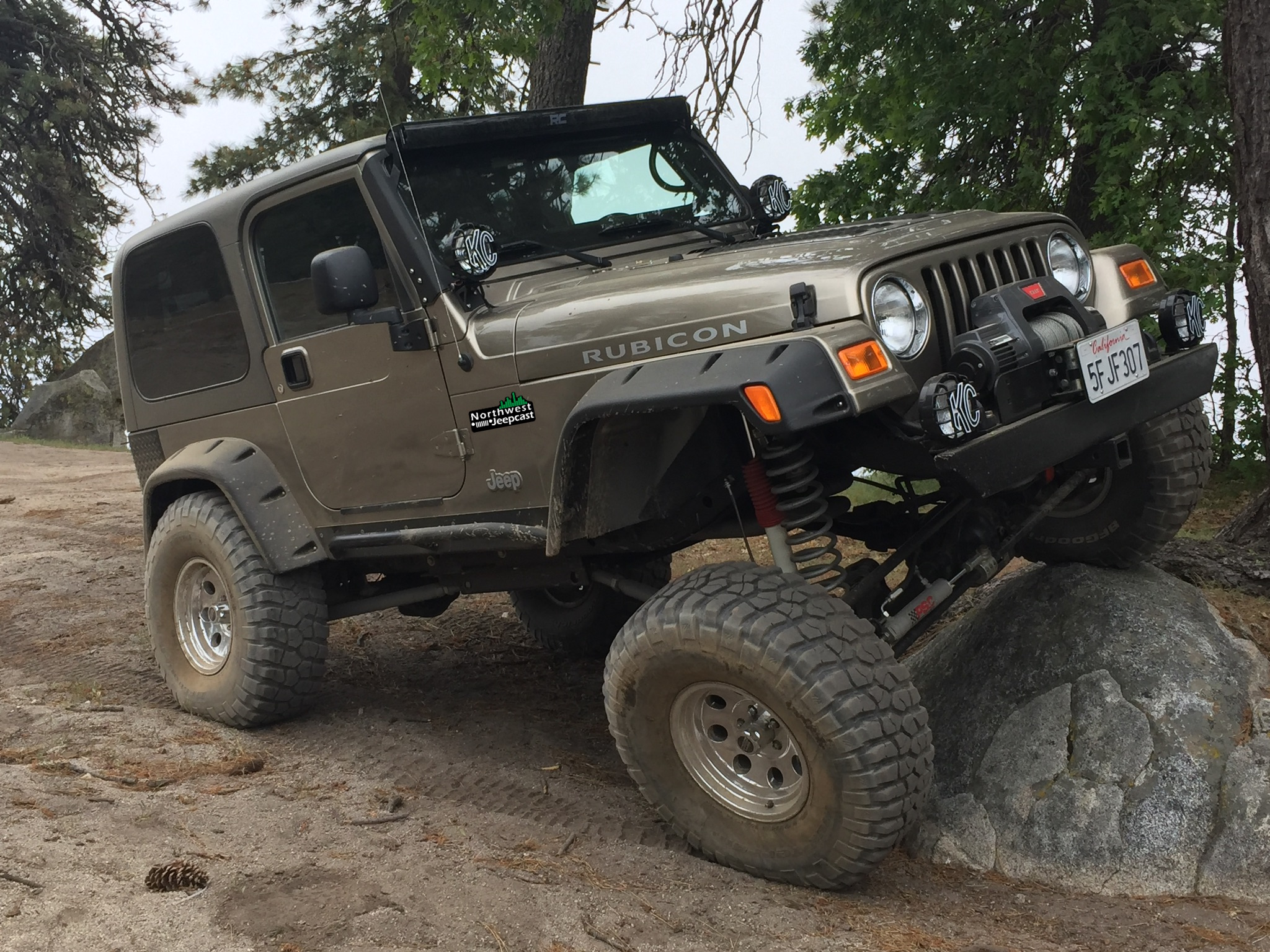 Northwest Jeepcast - A Jeep Podcast - Listener Rides