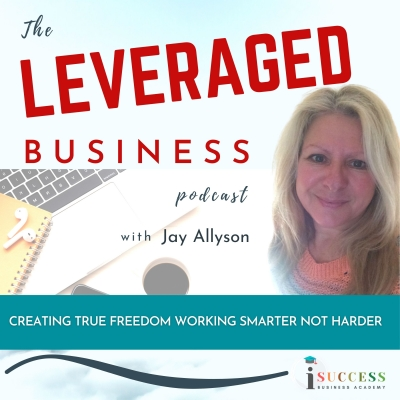The Leveraged Business: Earn More, Work Less, Grow Faster show image