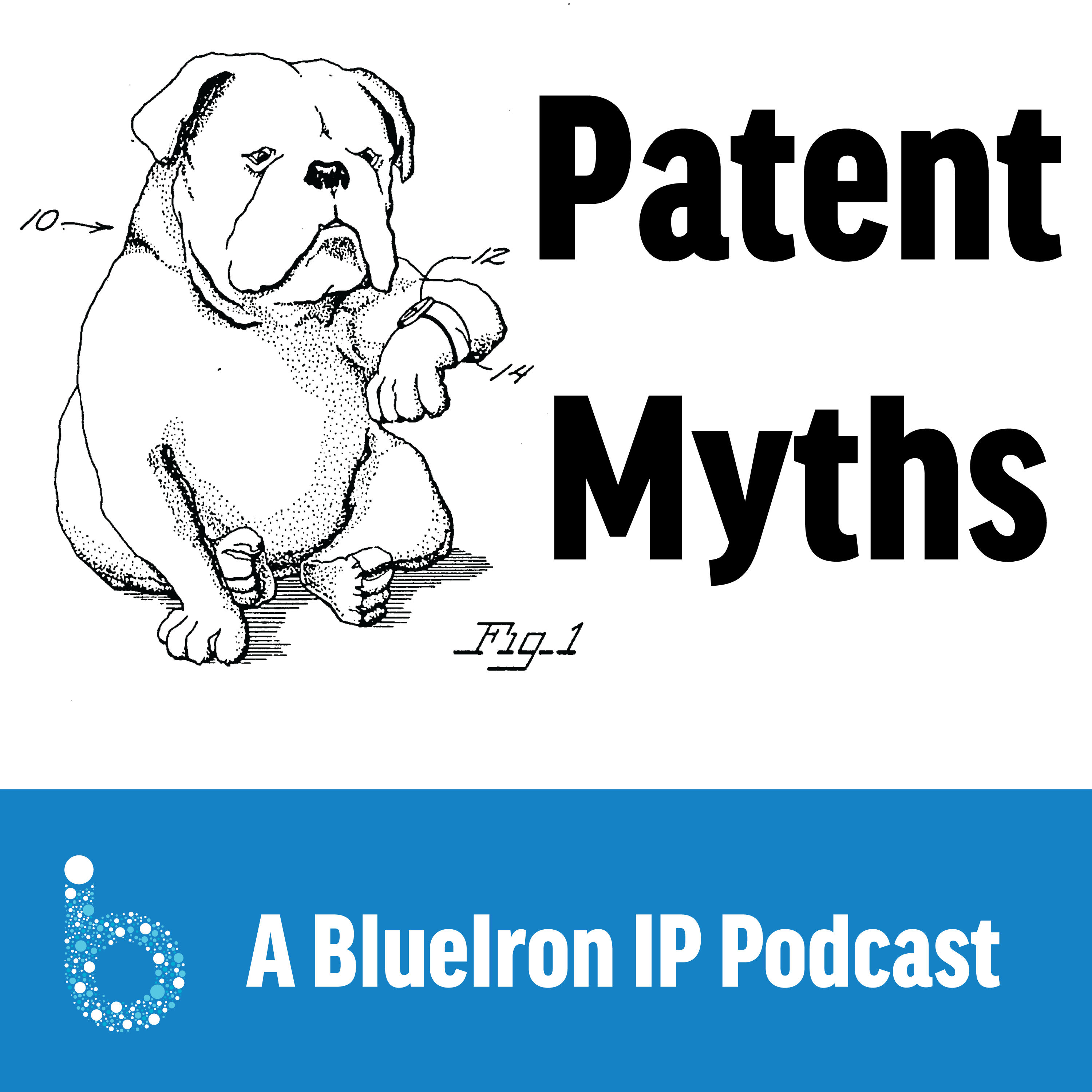 Artwork for I Cannot Enforce My Patent So Why Bother - Myth 4