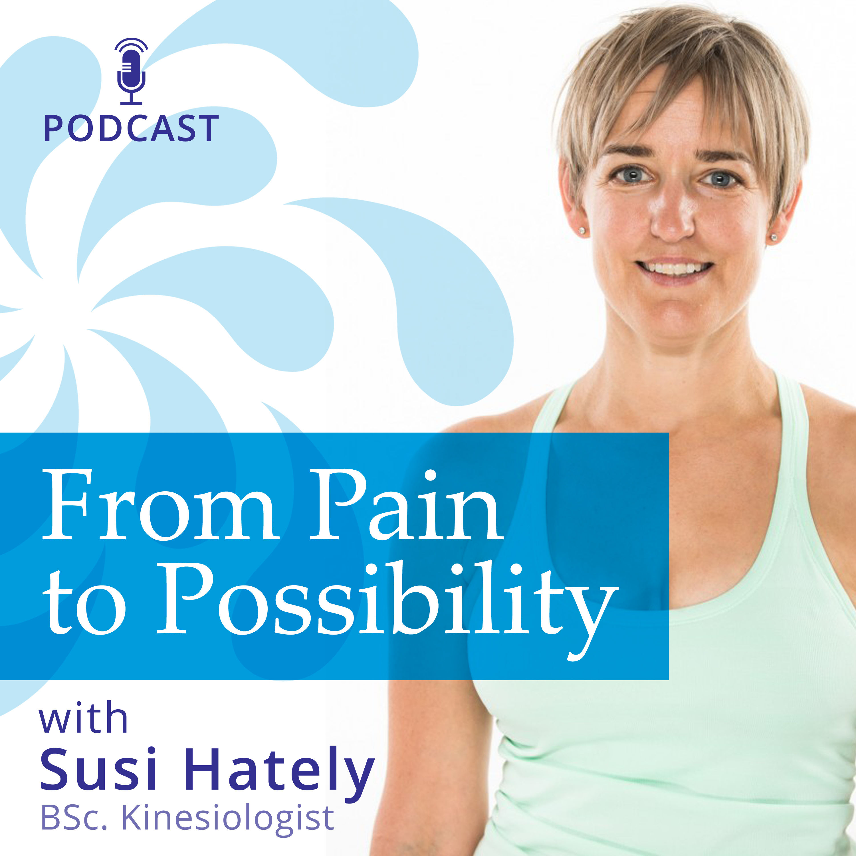 From Pain to Possibility show art