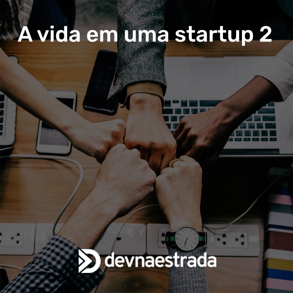 A vida em uma startup 2