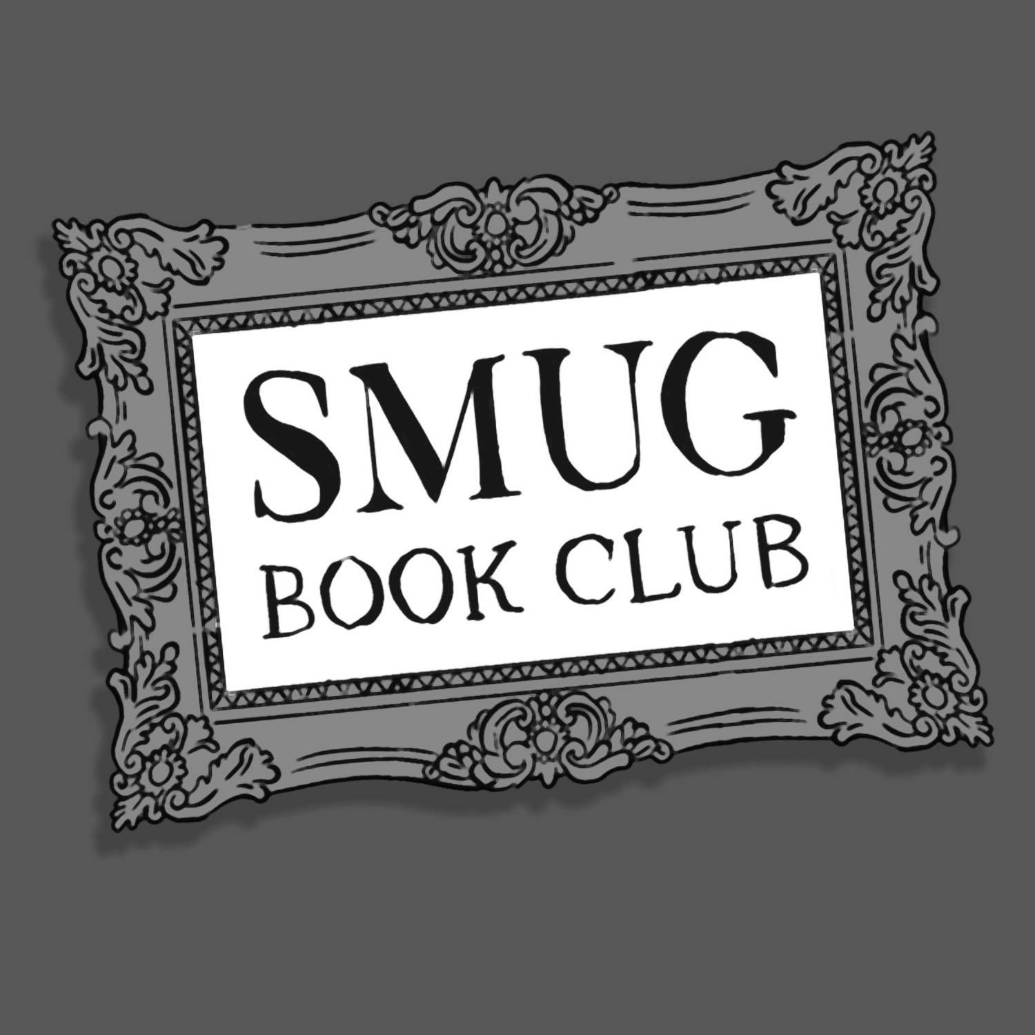 THE MIGHTY REBRAND: From 'Thug Book Club' to 'Smug Book Club' show art