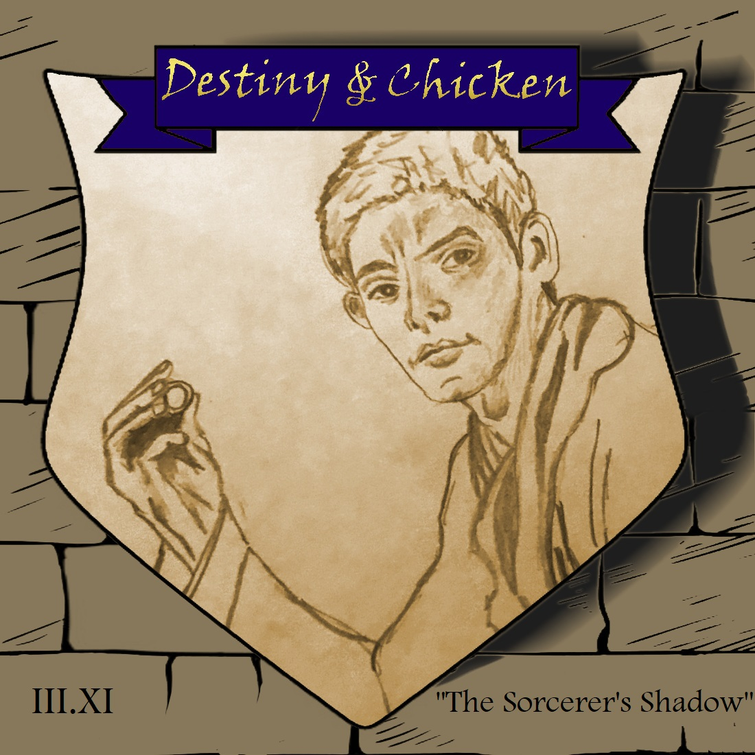 Episode III.XI - The Sorcerer's Shadow