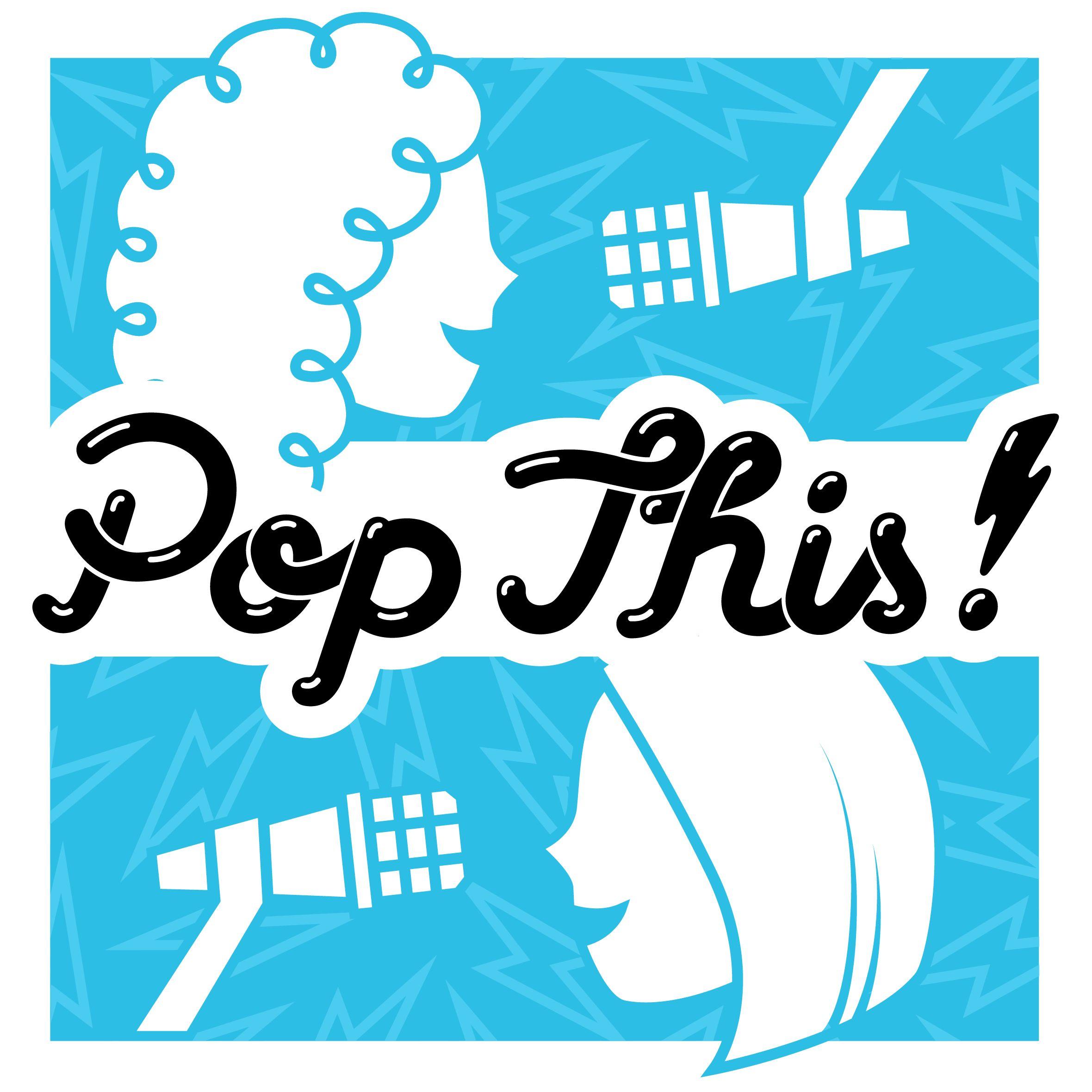Pop This! show art