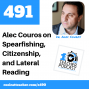 Artwork for Alec Couros on Spearfishing, Citizenship, and Lateral Reading