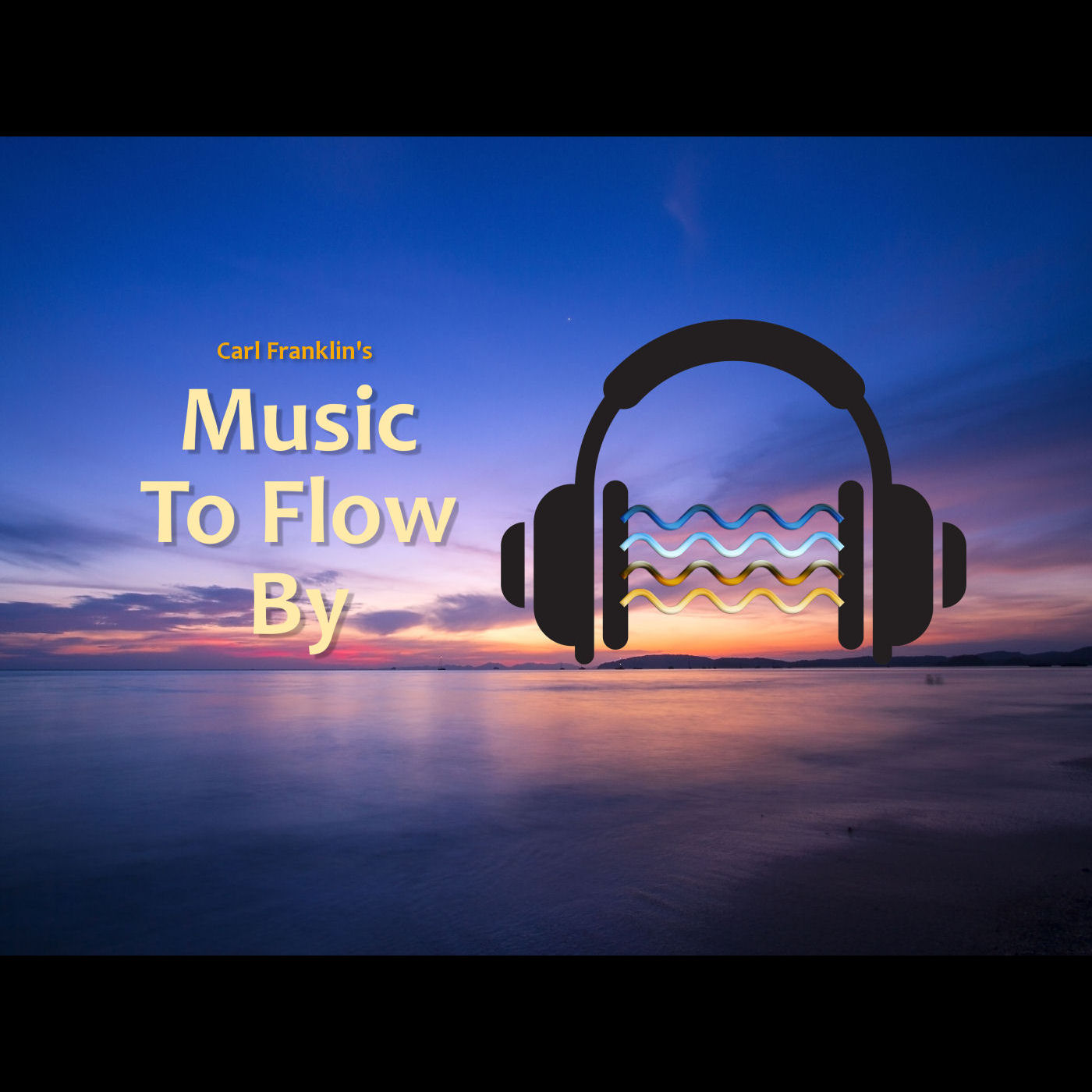 Music to Flow By show art