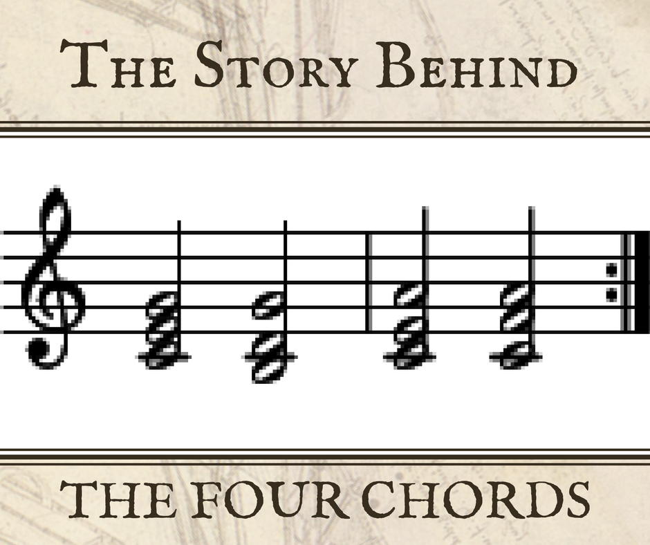 The Story Behind The Four Chords From Pachelbel To Journey And