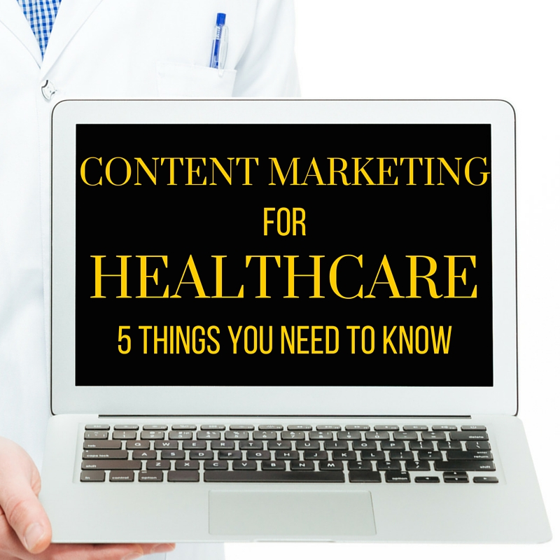 Content Marketing Podcast 177: Content Marketing for Healthcare Brands: 5 Things You Need to Know