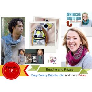 16 Brioche Prizes
