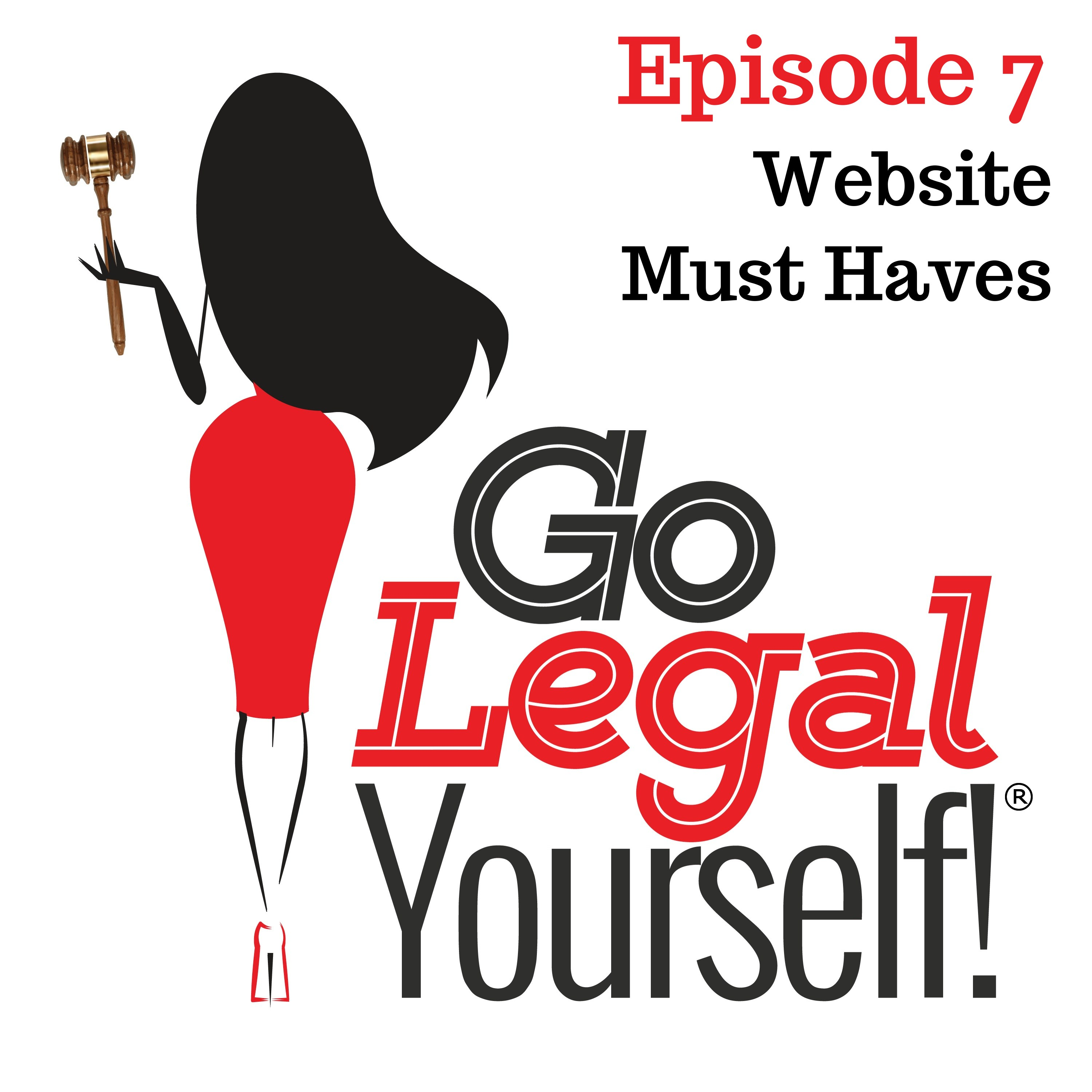 Ep. 7 Website Must Haves