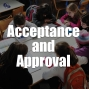 Artwork for Acceptance and Approval