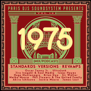 Paris DJs Soundsystem presents 1975 - Standards, Versions & Revamps Vol.16