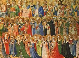 November 1 - Pumping Out Saints