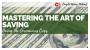 Artwork for Mastering the Art of Saving During the Coronavirus Crisis
