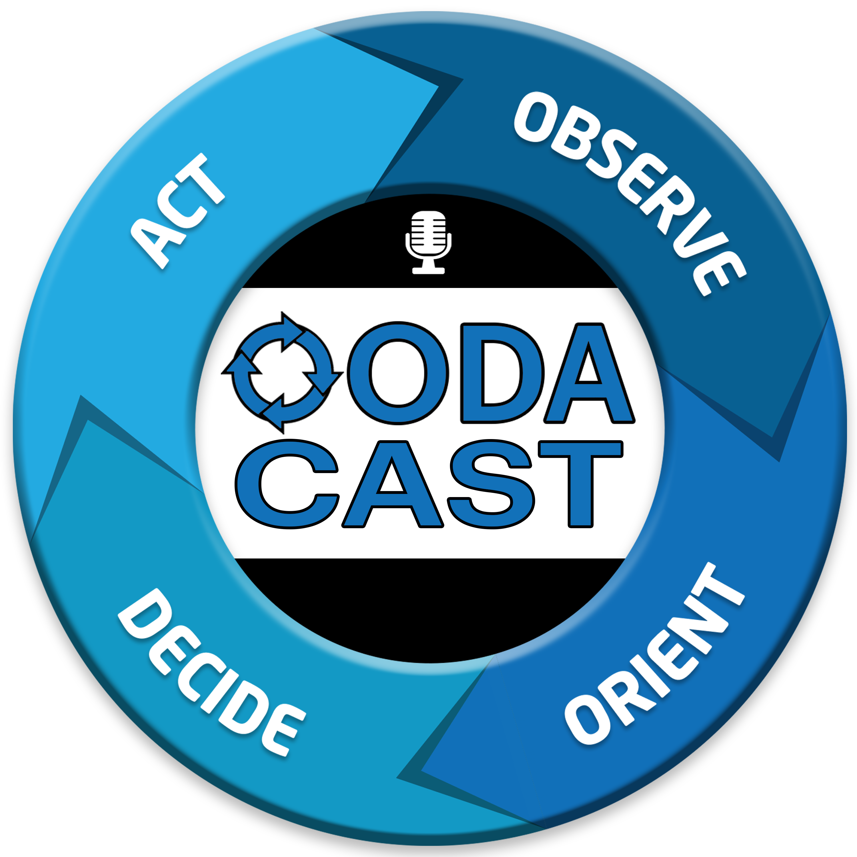 OODAcast show art