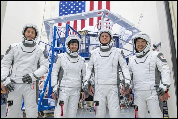 Space X Crew 2 Launch & Ingenuity Update