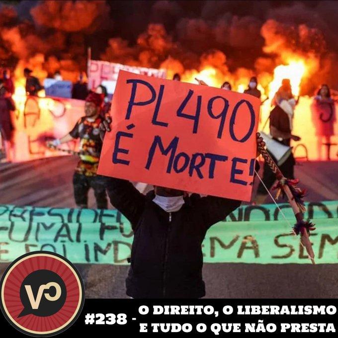 """#238 -  """"O Direito, o liberalismo e tudo o que não presta"""""""