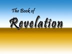 Bible Institute: Revelation - Class #2