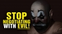 Artwork for STOP negotiating with EVIL!