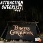 Artwork for Pirates of the Caribbean - Magic Kingdom - Walt Disney World - Attraction Checklist #44
