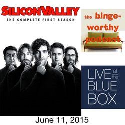 Silicon Valley Season 1 - Binge Worthy: Live at the Blue Box