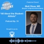 Artwork for All About the Student-Athlete with Matt Shaw; episode #19