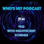 Artwork for Doctor Who: Who's He? Podcast #343 With insufficient schemes