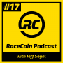 Artwork for #17: Jeff Segal - a founder, driver and coach for Ferrari - shares his journey to success