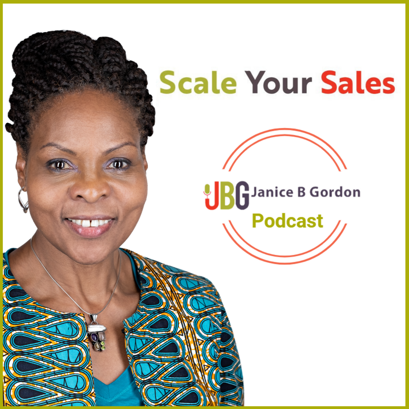 Scale Your Sales Podcast show art