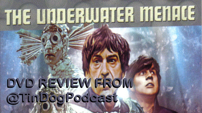 TDP 523: Underwater Menace DVD Review